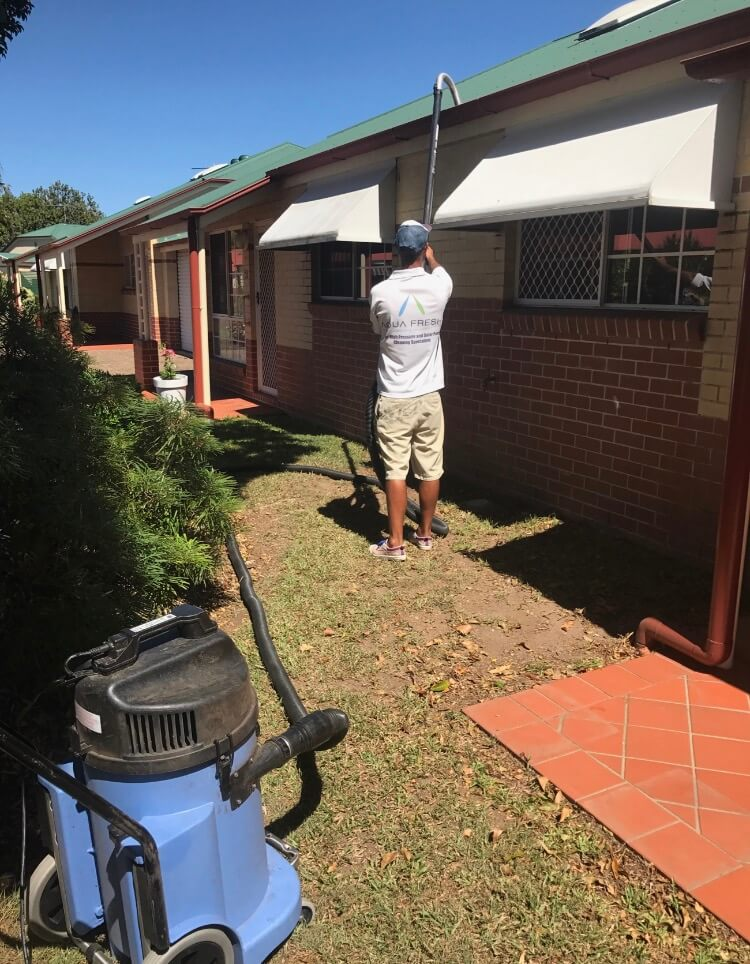 Gutter Cleaning Brisbane Aqua Fresh Cleaning Services