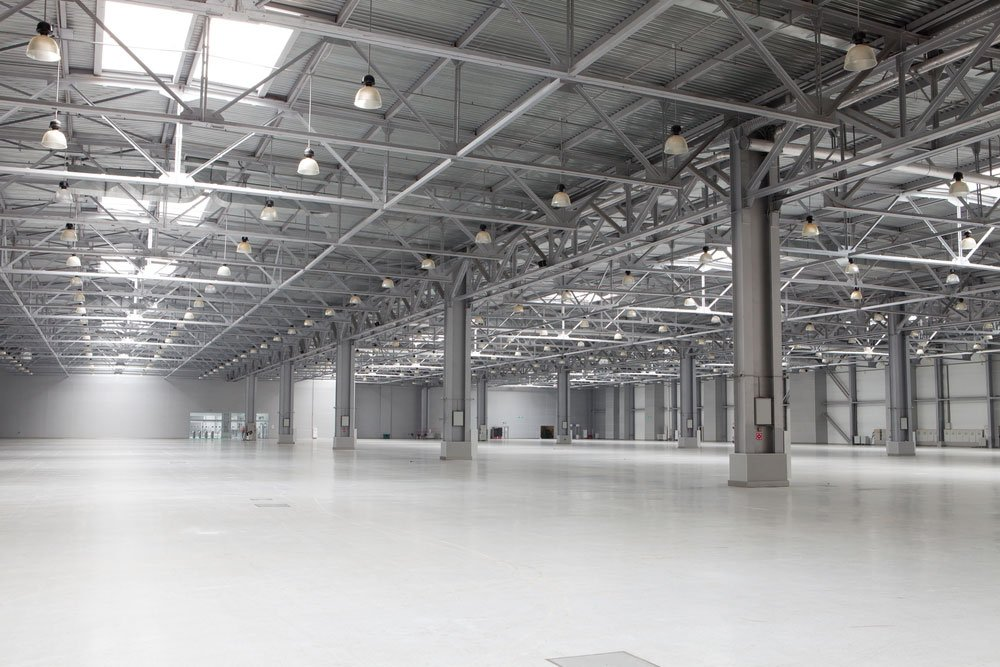 Full Cleaning Services for Industrial Sites