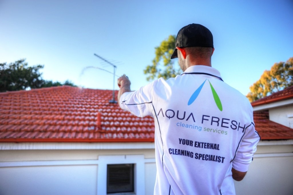 house exterior cleaning brisbane