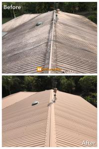 Roof cleaning Sunshine Coast